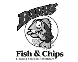 Barb's Fish & Chips logo