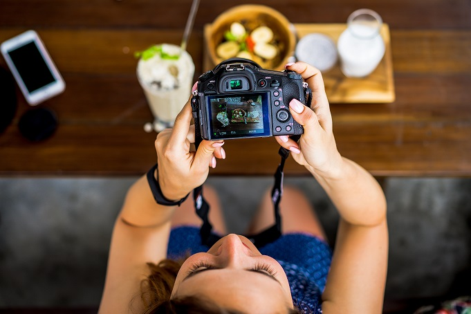 Tips for Taking Amazing Menu Photos